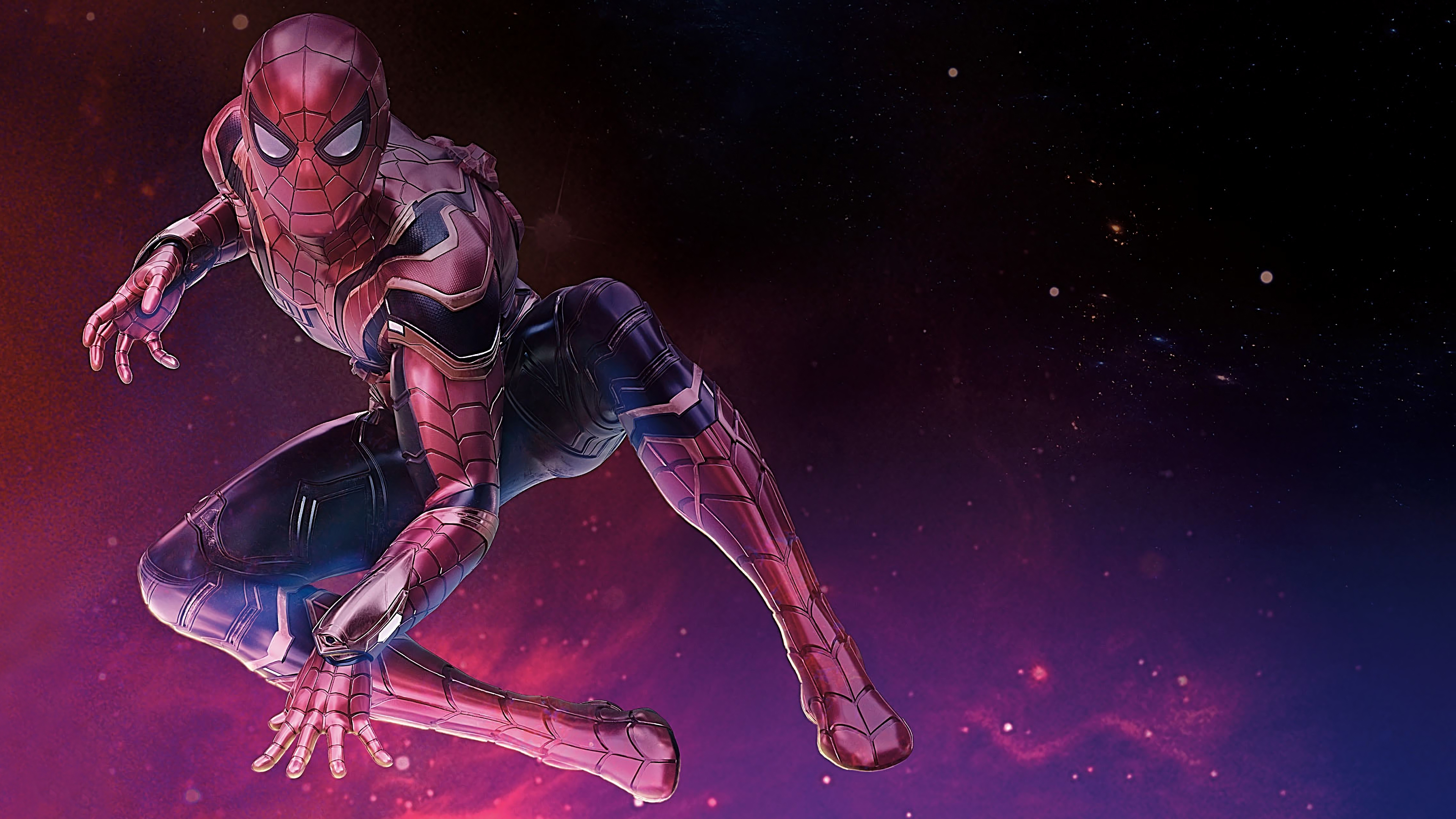 Iron Spider Wallpaper Avengers Infinity War By Williansantos26