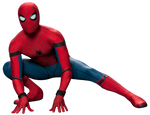 Spider Man: Homecoming (2017) Spidey PNG #3