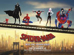 Spider Man Into The Spider Verse (2018) Poster 2