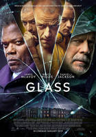 Glass (2019) - Poster by williansantos26