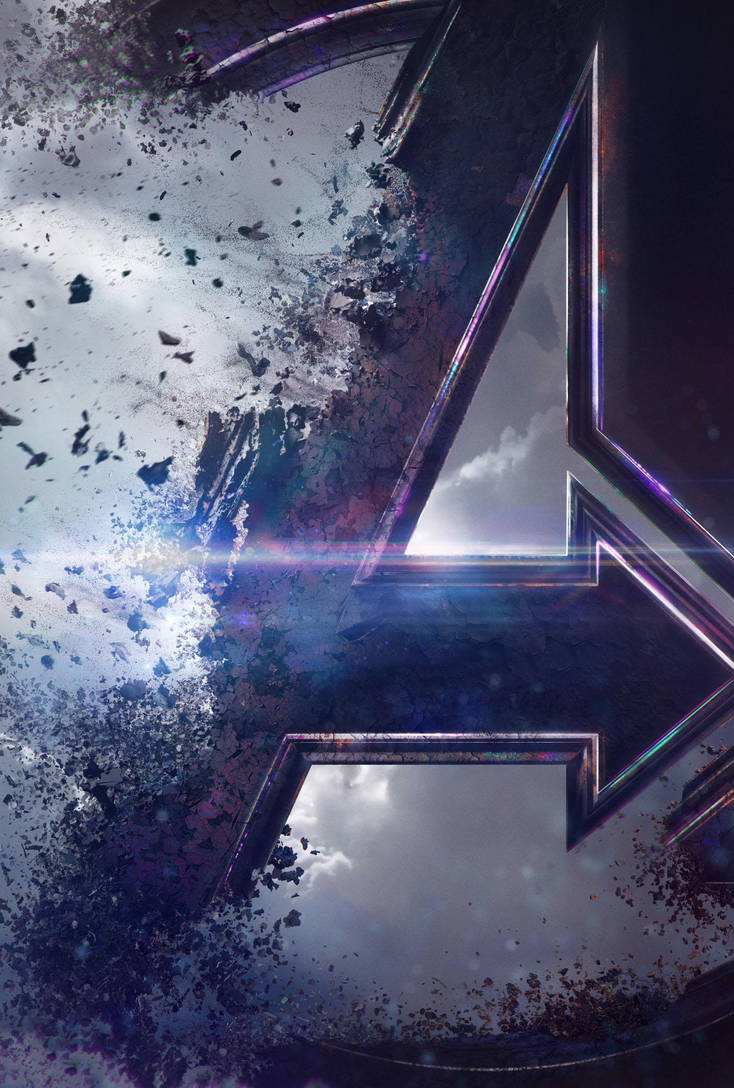 Avengers End Game Poster Textless By Williansantos26 On Deviantart
