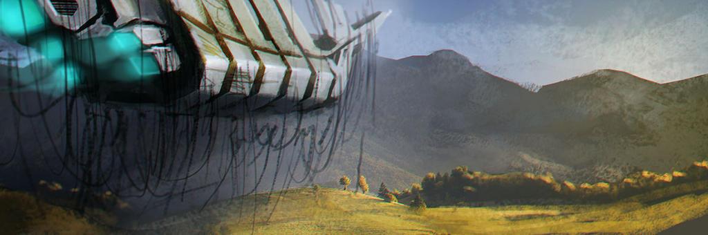 Pirate-alien by igortovstogan