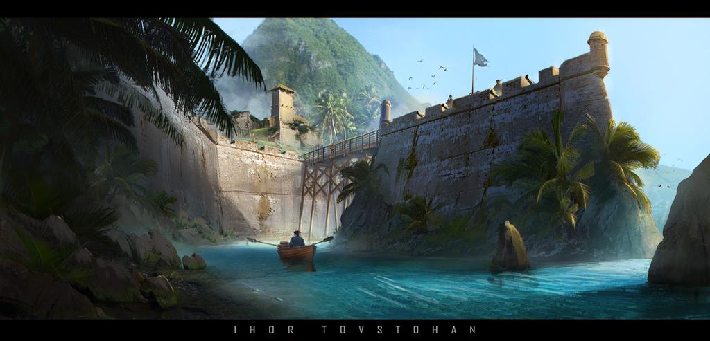 Fort by igortovstogan