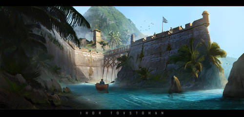 Fort by igortovstogan
