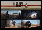 Arstation challenge Wild West