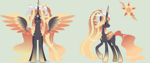 [WoE AU] Princess Phoenix Dawn by LilyRoseOfFantasy
