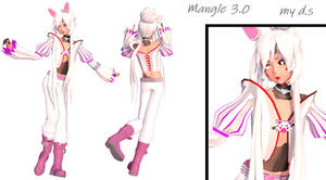 My Mangle the Fox 3.0 Update [No DL]