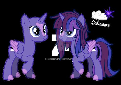 Princess Mooncloud Sparkle [NextGen MLP]