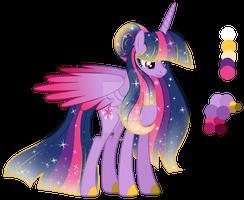 Twilight Sparkle [NextGen MLP]
