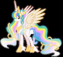 Princess Celestia [NextGen MLP]