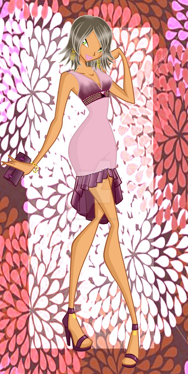Violet Cocktail Dresses 103