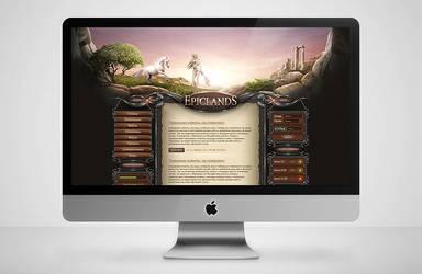 Epiclands by DKartsStudio