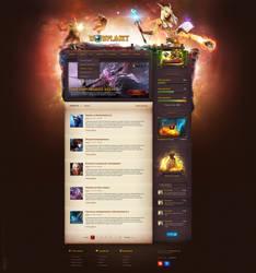 World of Warcraft by DKartsStudio