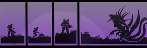 Evolve - Wraith by lukacuki