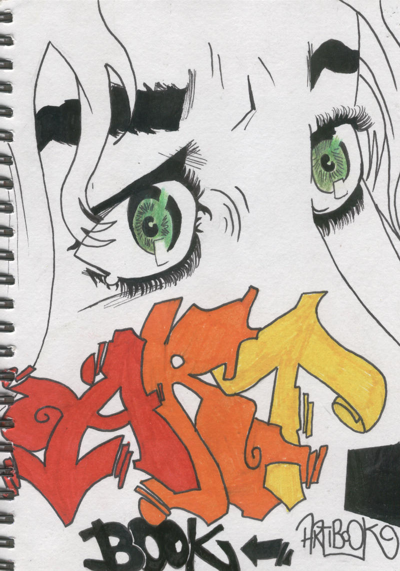 Souvent dessin 42: voici un dessin pour une page de garde dee arts plastiques CW81