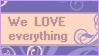 We love everything group avi 1 by Erozja