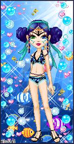 73. Princess of Waterworld by Erozja