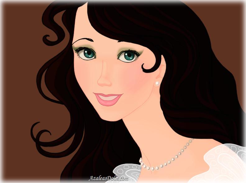 104. Ladies portraits - Swan by Erozja