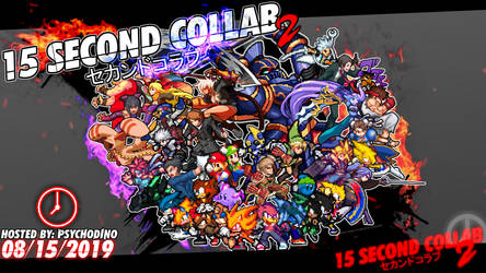 15 SECOND COLLAB 2 - PROMO IMAGE by Mespaint