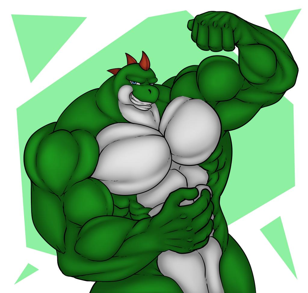 The biggest Yoshi by Zephir-Zophar