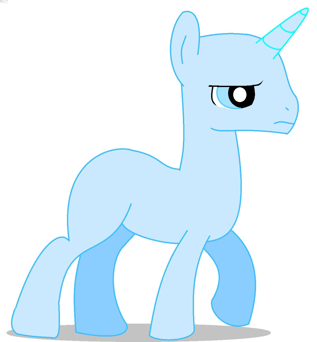 этой картинки мой маленький пони без волос том как
