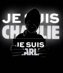 Je suis Charlie. by Blazie-Blaze