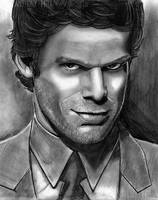 Dexter Morgan by Wanted75