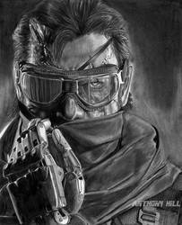 Metal Gear Solid V: The Phantom Pain by Wanted75