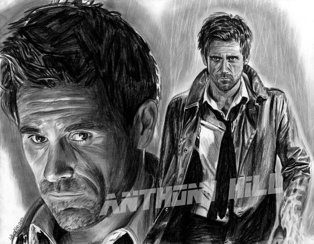 John Constantine By Wanted75 On DeviantArt
