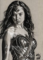 Wonder Woman by Wanted75