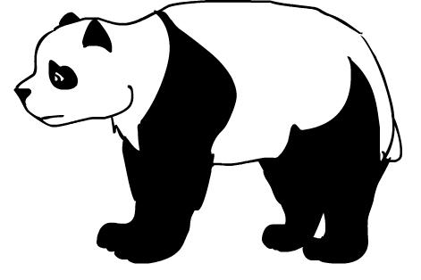 Panda by Vitora