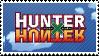 i hate stampmaking (hxh stamp)