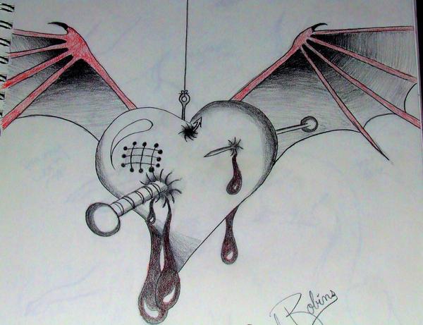 My Little Emo Drawing By XxAbbysalFoxxX
