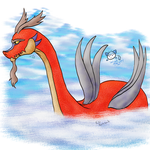 Linktober Day 21 Dragon