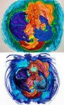 mermaid digital vs traditaonal