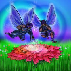 Bumblebee Fairies