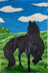 LInktober 2021 Main Calendar - Day 11 Horse/Mount