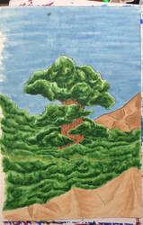 Linktober 2021 Main Calendar - Day 24 Forest