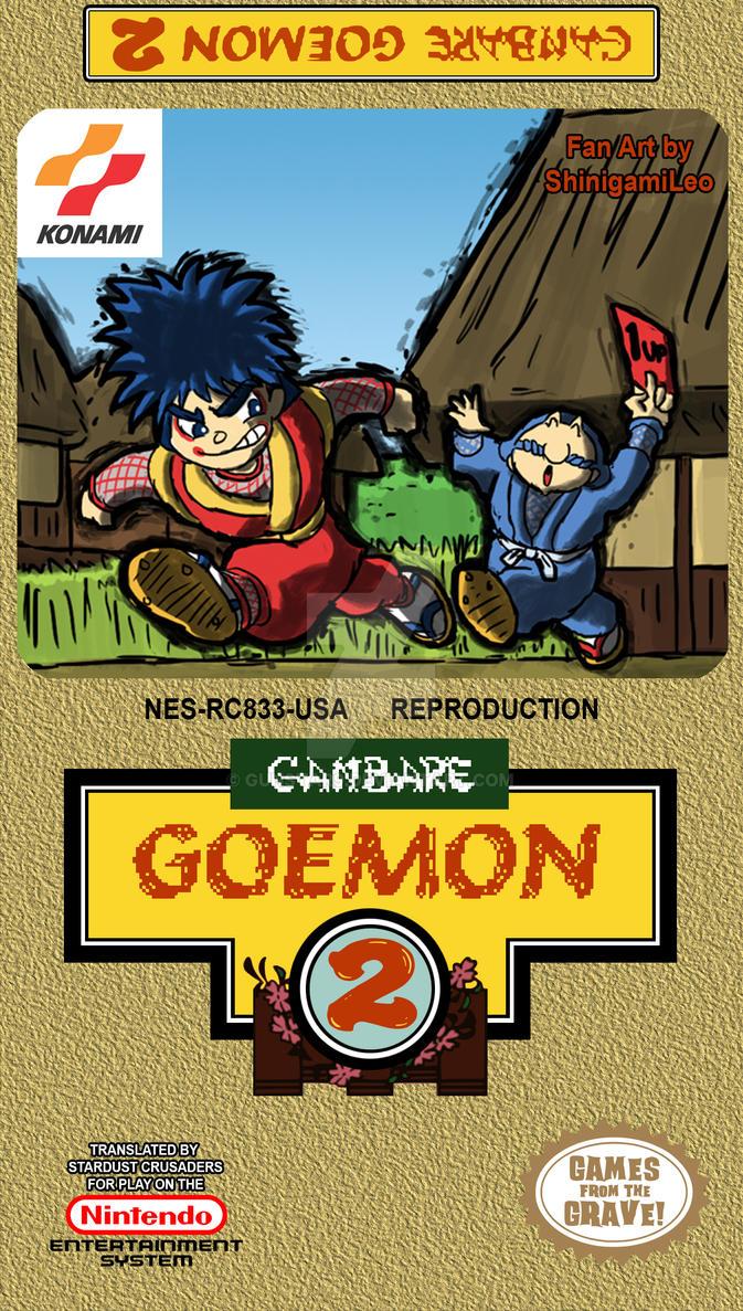 Ganbare Goemon Nes