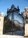 Mansion Iron Gate 03 by escapist1901