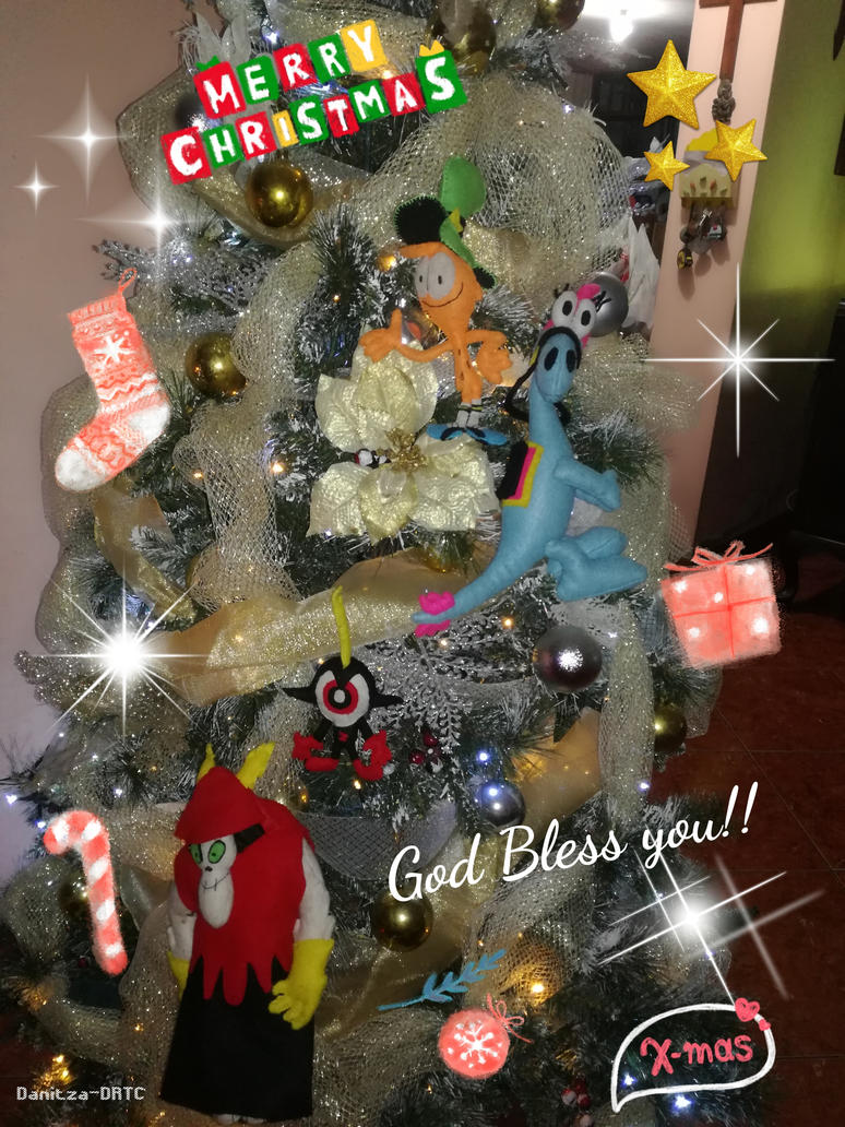 merry christmas woy card 2017 1 by danish rose drtc - Merry Christmas In Danish