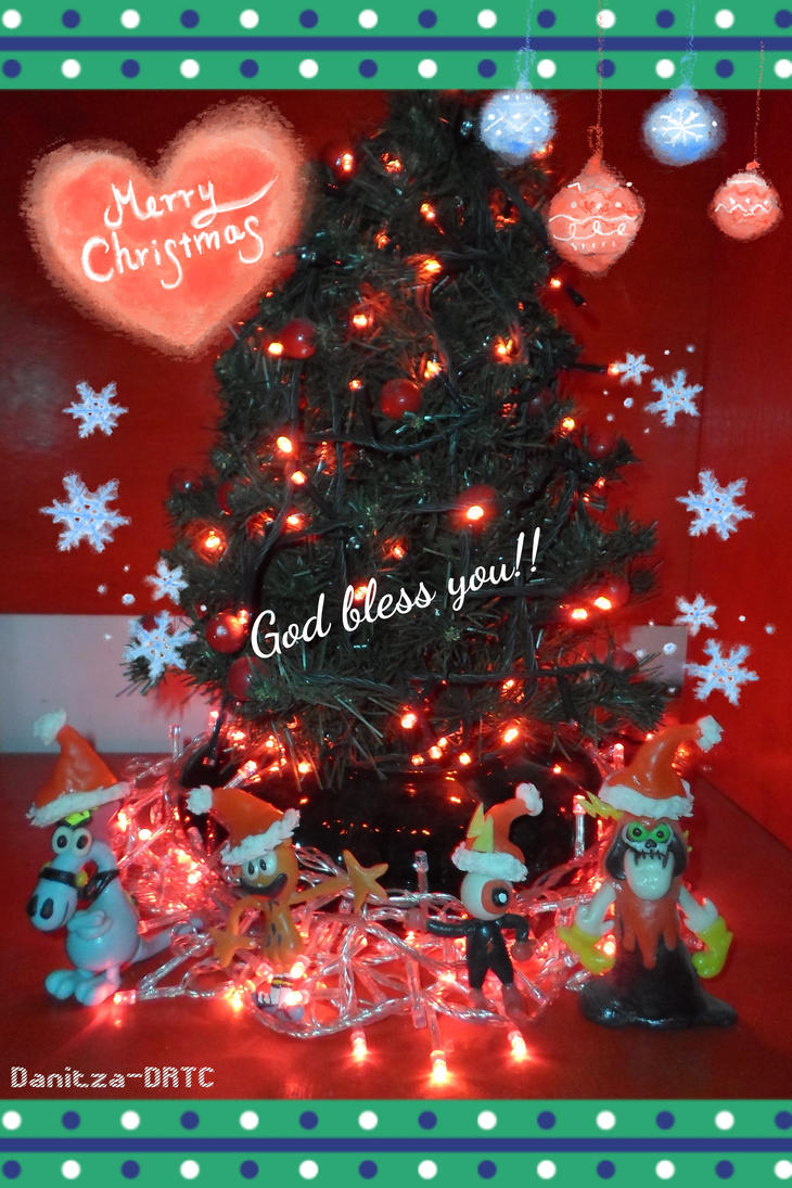 merry christmas woy card 2017 2 by danish rose drtc - Merry Christmas In Danish