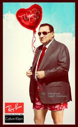 Mubarak by mohamedsaleh