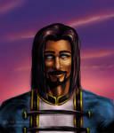 Yet Another Portrait of Zhalar
