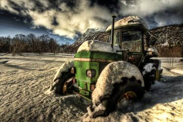 John Deere HDR by Heimstrekka