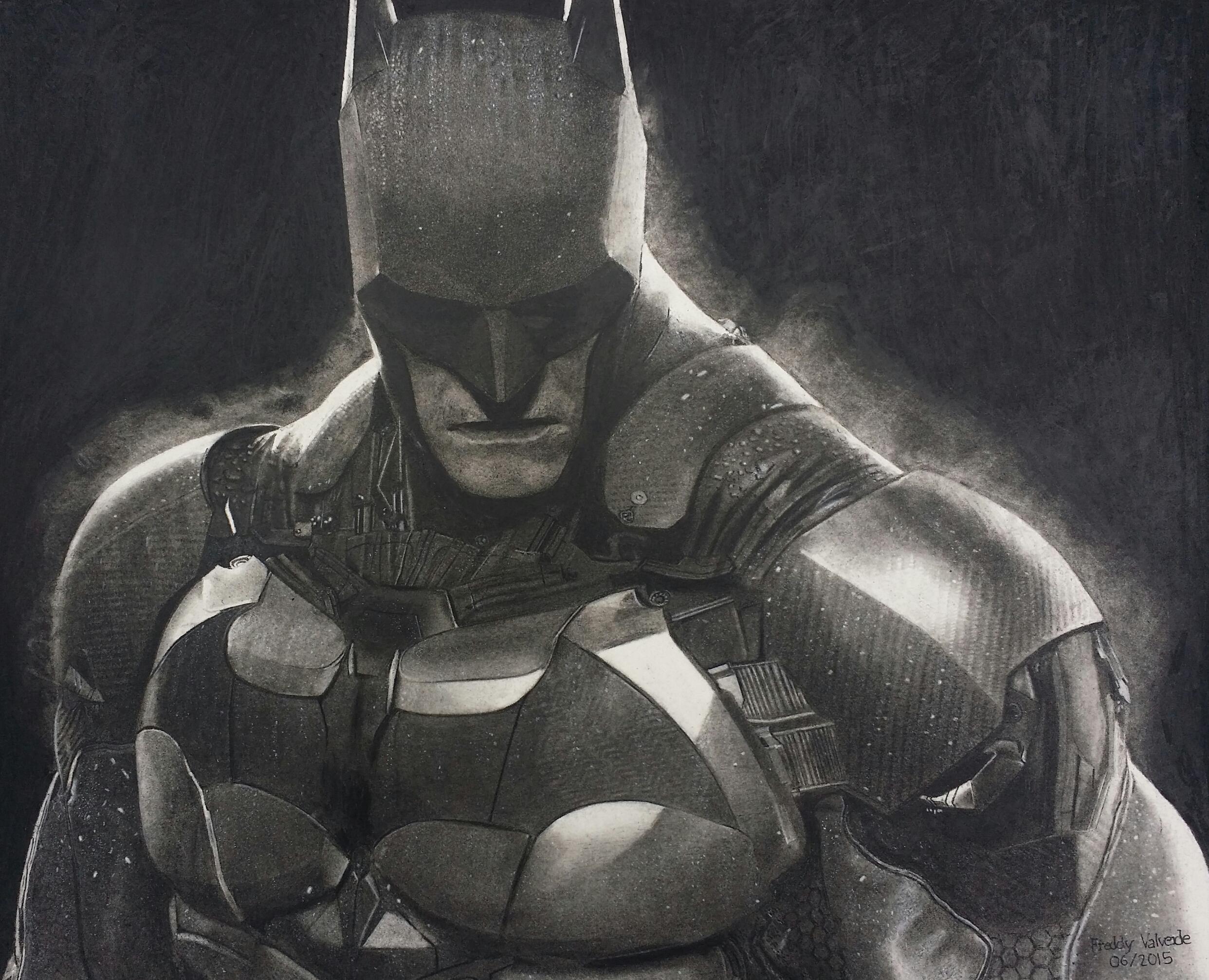 Batman Arkham Knight By Eddyvl On DeviantArt