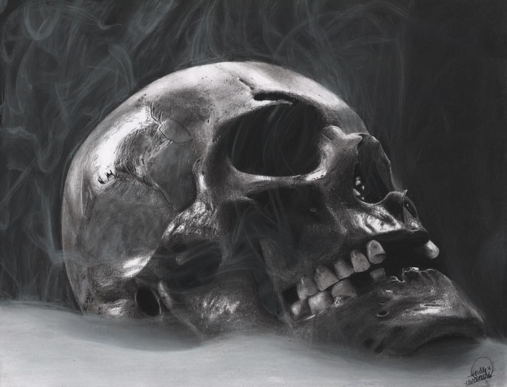 Skull by Eddyvl
