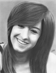 In Memory of Christina Grimmie | Drawing Tribute