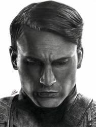 Captain America by Eddyvl