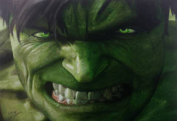 Hulk by Eddyvl